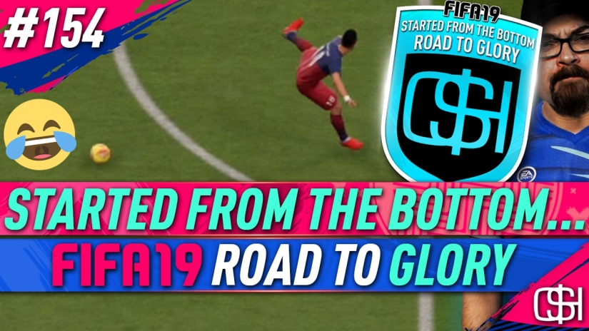 FIFA 19 ROAD TO GLORY FIFA 19 ULTIMATE TEAM QUICKSTOPHICKS FIFA 19 RTG EPISODE 154 FIFA 19 IS BROKEN FIFA 19 BLOOPERS