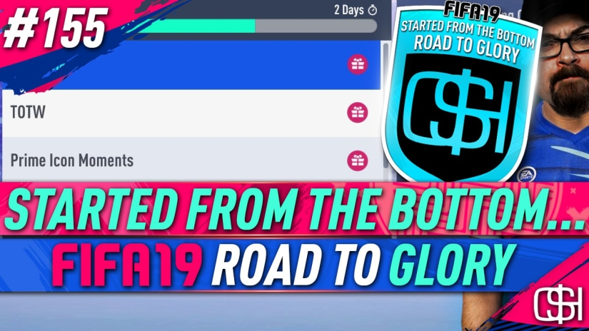 FIFA 19 ROAD TO GLORY FIFA 19 ULTIMATE TEAM QUICKSTOPHICKS FIFA 19 RTG EPISODE 155 FREE TOTW PLAYER