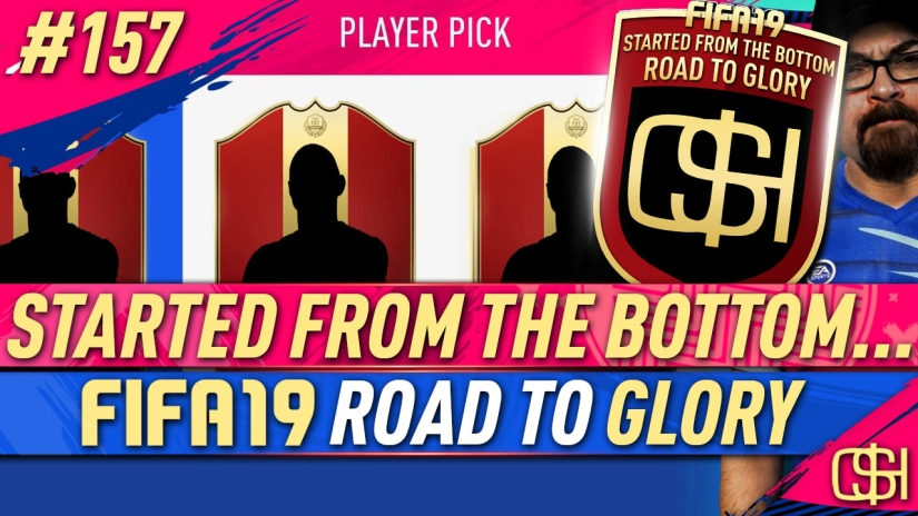 FIFA 19 ROAD TO GLORY FIFA 19 ULTIMATE TEAM QUICKSTOPHICKS FIFA 19 RTG EPISODE 157 FIFA REDDIT 81-86 UPGRADE PACKS