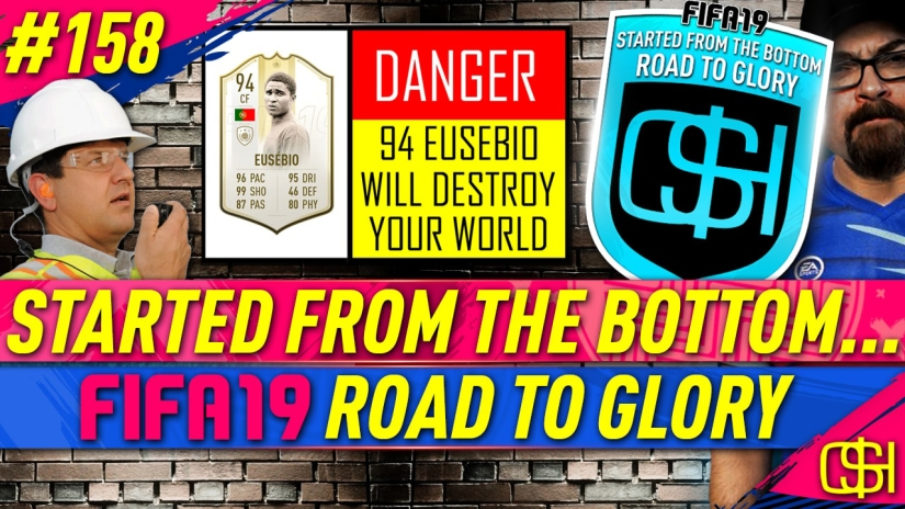 FIFA 19 ROAD TO GLORY FIFA 19 ULTIMATE TEAM QUICKSTOPHICKS FIFA 19 RTG EPISODE 158 HIGHEST RATED DRAFT PRIME ICON MOMENTS