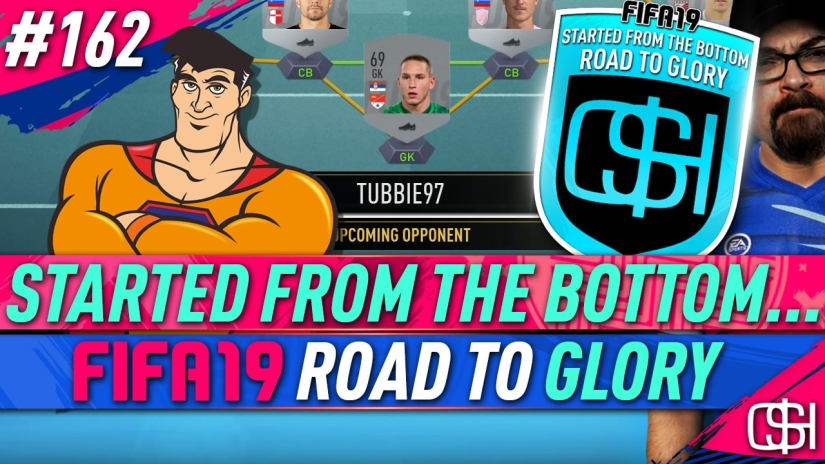 FIFA 19 ROAD TO GLORY FIFA 19 ULTIMATE TEAM QUICKSTOPHICKS FIFA 19 RTG EPISODE 162 SILVER TEAM WEEKLY OBJECTIVE