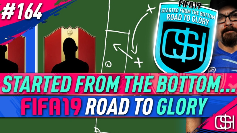 FIFA 19 ROAD TO GLORY FIFA 19 ULTIMATE TEAM QUICKSTOPHICKS FIFA 19 RTG EPISODE 164 STOP CROSSING CUSTOM TACTICS AND GAMEPLANS