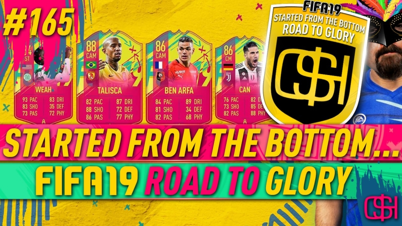 FIFA 19 ROAD TO GLORY FIFA 19 ULTIMATE TEAM QUICKSTOPHICKS FIFA 19 RTG EPISODE 165 CARNIBALL FREE CARDS