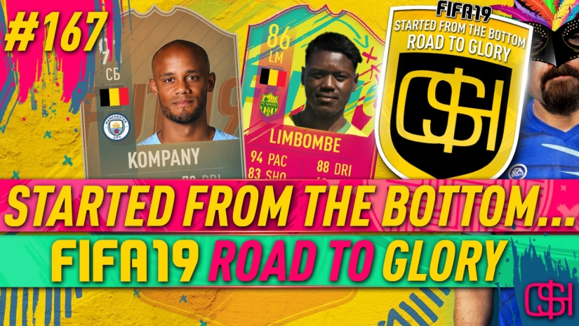 FIFA 19 ROAD TO GLORY FIFA 19 ULTIMATE TEAM QUICKSTOPHICKS FIFA 19 RTG EPISODE 167 FLASHBACK KOMPANY