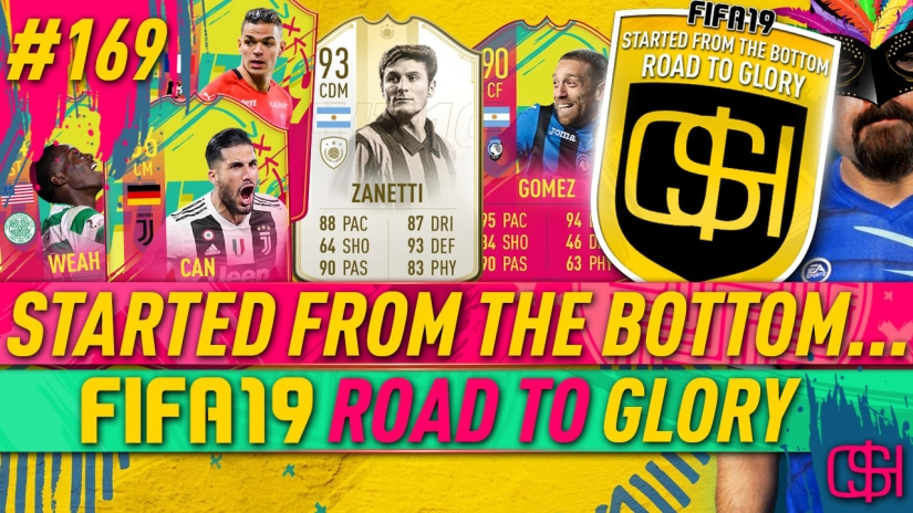 FIFA 19 ROAD TO GLORY FIFA 19 ULTIMATE TEAM QUICKSTOPHICKS FIFA 19 RTG EPISODE 169 GAMEPLAY RESPONSIVENESS TALISCA FREE CARNIBALL CARD