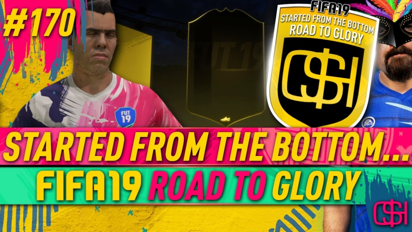 FIFA 19 ROAD TO GLORY FIFA 19 ULTIMATE TEAM QUICKSTOPHICKS FIFA 19 RTG EPISODE 170 FREE TOTW PLAYER
