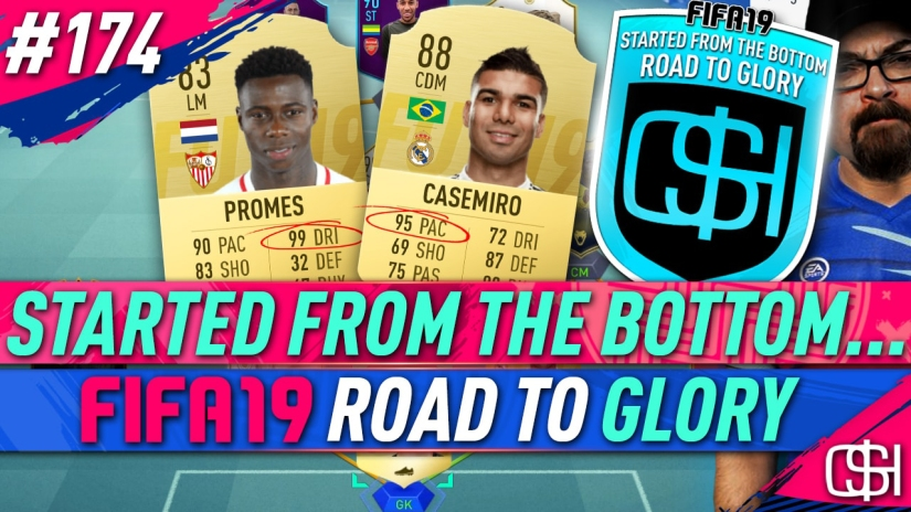 FIFA 19 ROAD TO GLORY FIFA 19 ULTIMATE TEAM QUICKSTOPHICKS FIFA 19 RTG EPISODE 174 EUROPA LEAGUE ARSENAL CHELSEA MKHITARYAN ALONSO