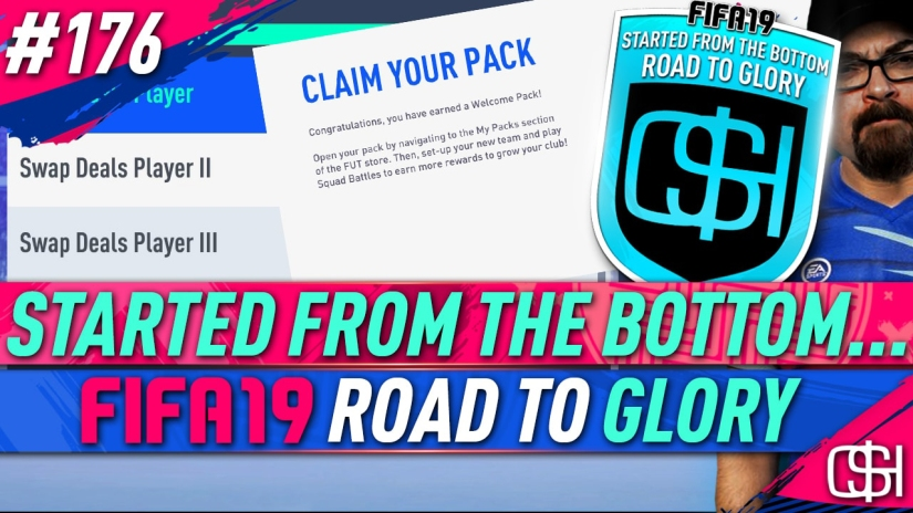 FIFA 19 ROAD TO GLORY FIFA 19 ULTIMATE TEAM QUICKSTOPHICKS FIFA 19 RTG EPISODE 176 NEW FUT SWAP DEALS MARCH