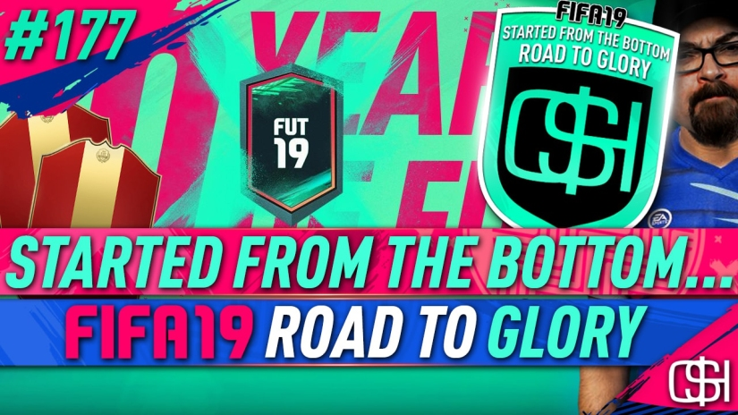 FIFA 19 ROAD TO GLORY FIFA 19 ULTIMATE TEAM QUICKSTOPHICKS FIFA 19 RTG EPISODE 177 FUT BIRTHDAY FIFA 19 WHAT TO EXPECT PREDICTIONS