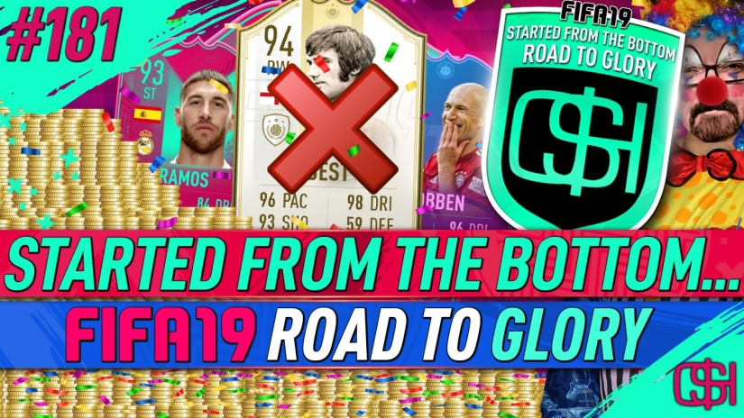 FIFA 19 ROAD TO GLORY FIFA 19 ULTIMATE TEAM QUICKSTOPHICKS FIFA 19 RTG EPISODE 181 FUT BIRTHDAY OVER PRICED SBCS VIEW BOTTING