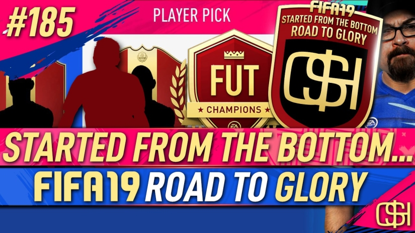 FIFA 19 ROAD TO GLORY FIFA 19 ULTIMATE TEAM QUICKSTOPHICKS FIFA 19 RTG EPISODE 185 FUT CHAMPIONS RED REWARDS 86 JAMES FORREST