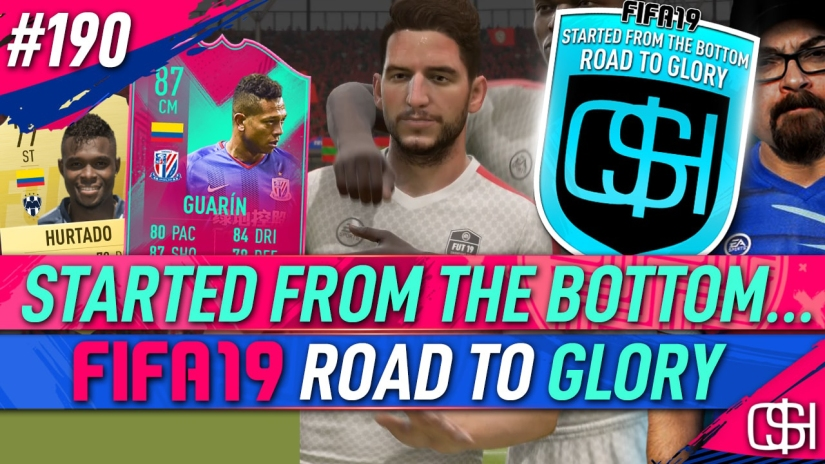 FIFA 19 ROAD TO GLORY FIFA 19 ULTIMATE TEAM QUICKSTOPHICKS FIFA 19 RTG EPISODE 190 WEEKLY OBJECTIVES COLOMBIAN FUT CHAMPIONS REDS