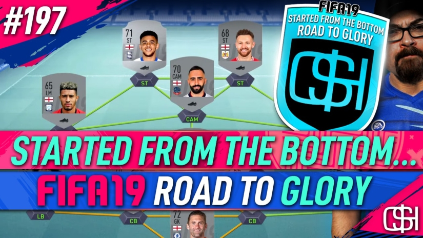 FIFA 19 ROAD TO GLORY FIFA 19 ULTIMATE TEAM QUICKSTOPHICKS FIFA 19 RTG EPISODE 197 LEAGUE SBC SILVER SQUAD OBJECTIVE