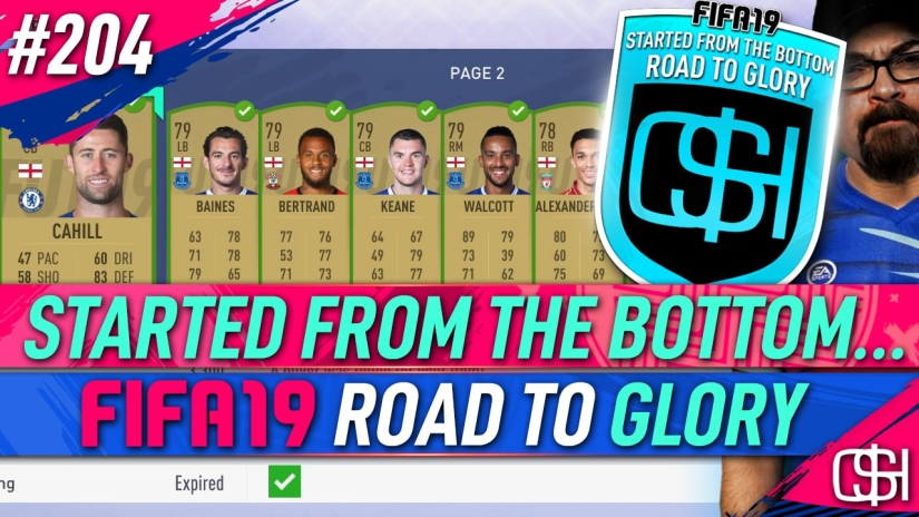 FIFA 19 ROAD TO GLORY FIFA 19 ULTIMATE TEAM QUICKSTOPHICKS FIFA 19 RTG EPISODE 204 FUT SWAP ICON TOTY VAN DIJK