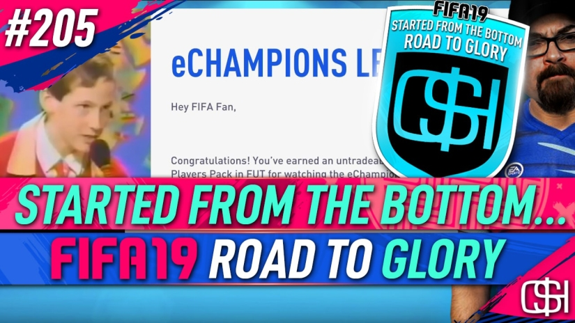 FIFA 19 ROAD TO GLORY FIFA 19 ULTIMATE TEAM QUICKSTOPHICKS FIFA 19 RTG EPISODE 205 FREE PACK FROM EA