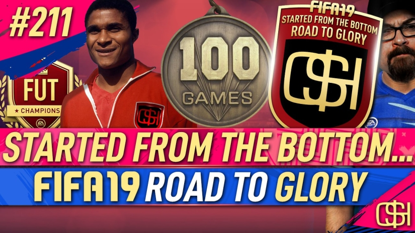 FIFA 19 ROAD TO GLORY FIFA 19 ULTIMATE TEAM QUICKSTOPHICKS FIFA 19 RTG EPISODE 211 EUSEBIO PRIME ICON TEAM OF THE SEASON