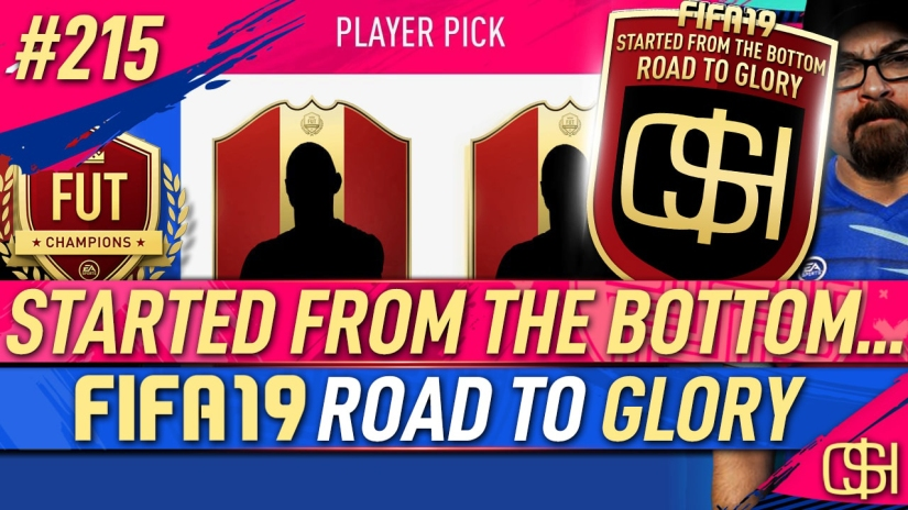 FIFA 19 ROAD TO GLORY FIFA 19 ULTIMATE TEAM QUICKSTOPHICKS FIFA 19 RTG EPISODE 215 WALKOUT HUGE PROFIT AJAX SPURS FUT CHAMPIONS REWARDS