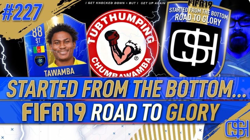 FIFA 19 ROAD TO GLORY FIFA 19 ULTIMATE TEAM QUICKSTOPHICKS FIFA 19 RTG EPISODE 227 PREMIER LEAGUE TEAM OF THE SEASON TOTS PACK OPENING