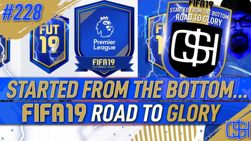 FIFA 19 ROAD TO GLORY FIFA 19 ULTIMATE TEAM QUICKSTOPHICKS FIFA 19 RTG EPISODE 228 PREMIER LEAGUE TEAM OF THE SEASON TOTS PACK OPENING