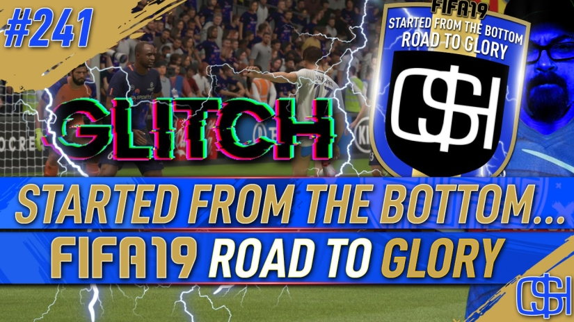 FIFA 19 ROAD TO GLORY FIFA 19 ULTIMATE TEAM QUICKSTOPHICKS FIFA 19 RTG EPISODE 241 FIFA 19 GAME BREAKING GLITCH WEIRD GLITCH