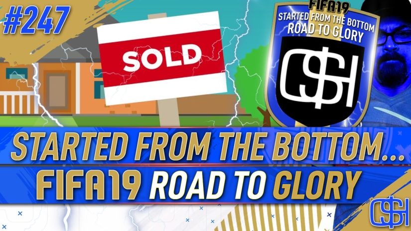 FIFA 19 ROAD TO GLORY FIFA 19 ULTIMATE TEAM QUICKSTOPHICKS FIFA 19 RTG EPISODE 247 TOTS MANE TOTY MODRIC TOTS AUBAMEYANG