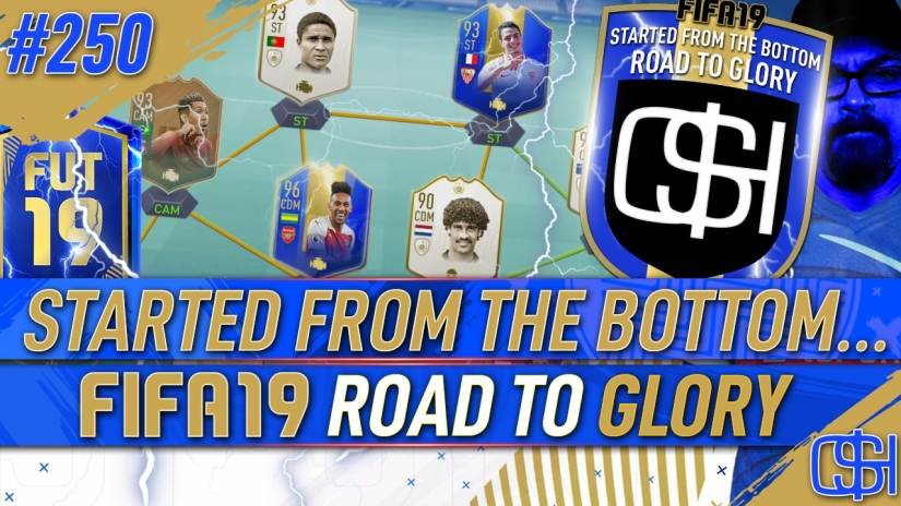 FIFA 19 ROAD TO GLORY FIFA 19 ULTIMATE TEAM QUICKSTOPHICKS FIFA 19 RTG EPISODE 250 SERIE A TOTS SBC FIFA 20