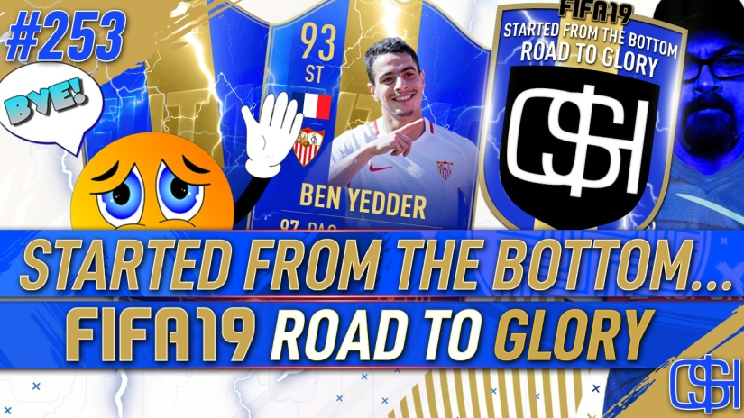 FIFA 19 ROAD TO GLORY FIFA 19 ULTIMATE TEAM QUICKSTOPHICKS FIFA 19 RTG EPISODE 253 LIGUE 1 TOTS PLAYER REVIEW