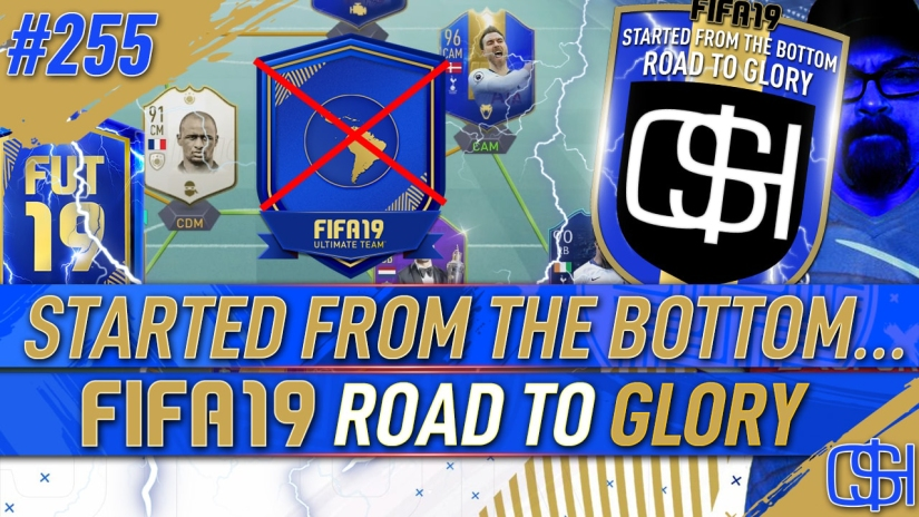 FIFA 19 ROAD TO GLORY FIFA 19 ULTIMATE TEAM QUICKSTOPHICKS FIFA 19 RTG EPISODE 255 LATAM TOTS SBC AND TOTS AOUAR RELEASED