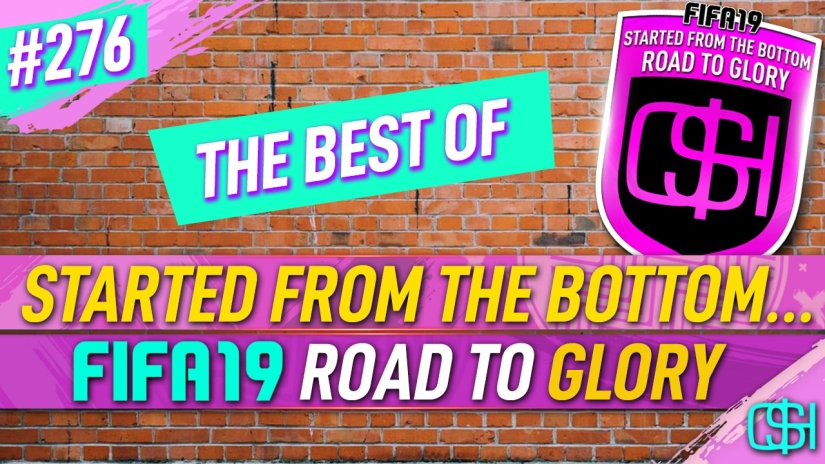 FIFA 19 ROAD TO GLORY FIFA 19 ULTIMATE TEAM QUICKSTOPHICKS FIFA 19 RTG EPISODE 276 FUTTIES ELITE 3 TOP 100 REWARDS FIFA 20 FRED