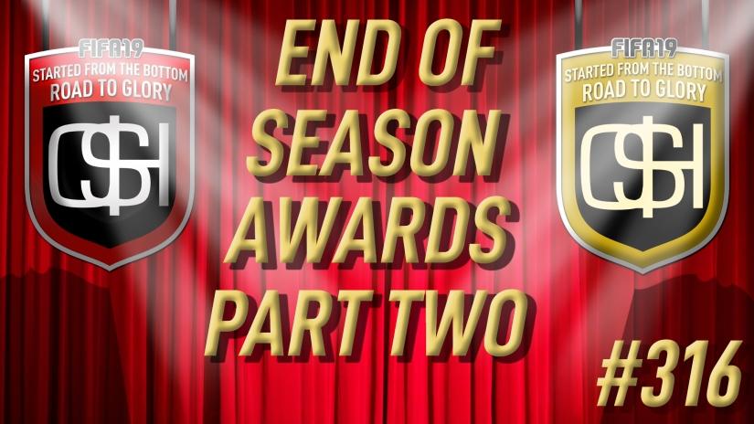 FIFA 19 END OF SEASON AWARDS FIFA 20 ULTIMATE TEAM PART 2
