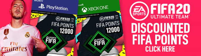 FIFA 20 ULTIMATE TEAM CHEAP FIFA POINTS DISCOUNT FIFA POINTS PS4 XBOX ONE FREE FIFA POINTS FIFA POINTS DISCOUNT CODES FREE
