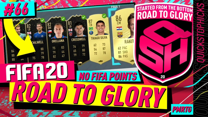 FIFA 20 ROAD TO GLORY YOUTUBE VIDEO FIFA 20 ULTIMATE TEAM ROAD TO GLORY EPISODE 66 TROSSARD LEAGUE PLAYER MILESTONES UPGRADE