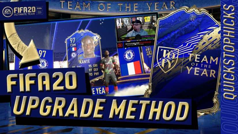 FIFA 20 TOTY UPGRADE METHOD AND TOTY CRAFTING UPGRADE PACKS BEST METHOD