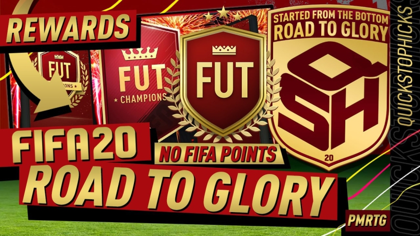 TOP 100 ROAD TO GLORY FUT CHAMPIONS REWARDS FUT UPGRADE QUICKSTOPHICKS