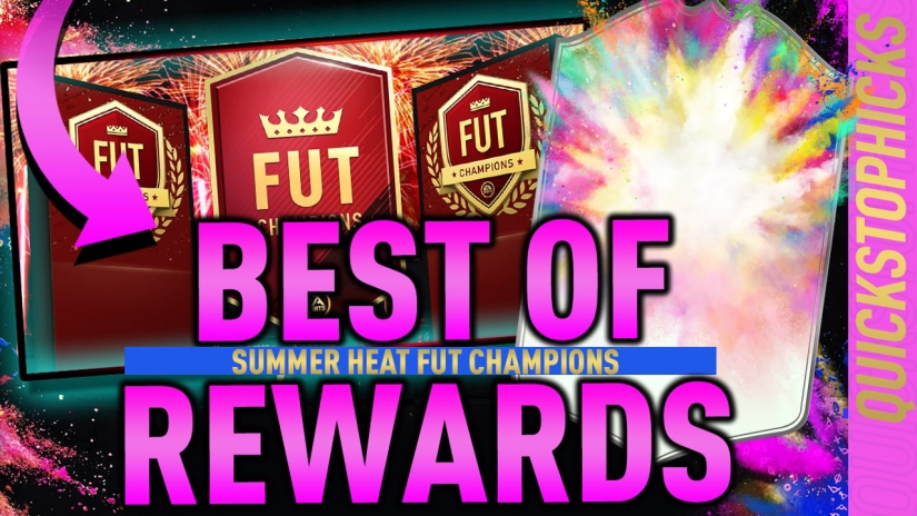 TOP 100 ROAD TO GLORY FUT CHAMPIONS REWARDS TOTSSF TOP 100 REWARDS QUICKSTOPHICKS TWITCH YOUTUBE SUMMER HEAT